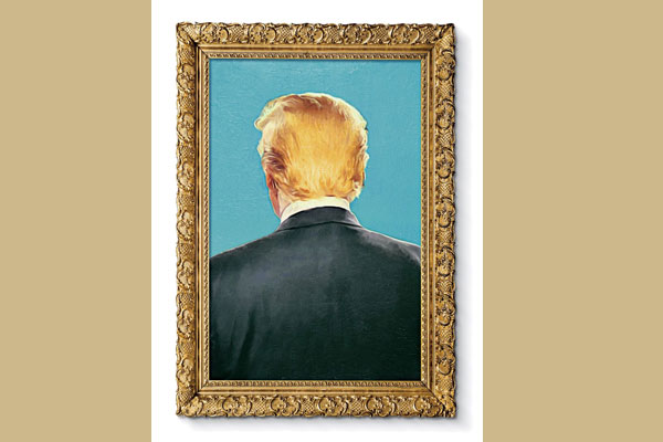 کتابهای دونالد ترامپ در ایران