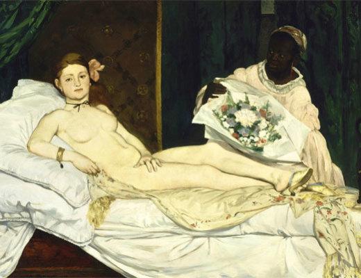 نامیرایی زنان در هنر و ادبیات