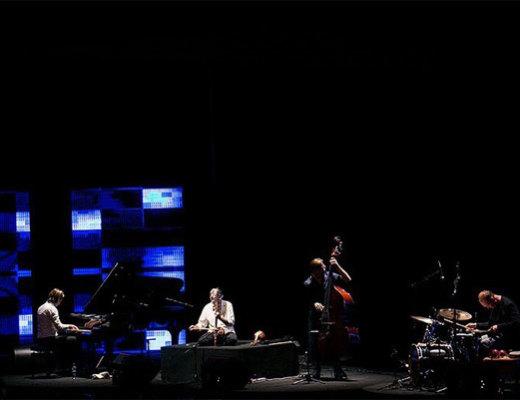 کنسرت کیهان کلهر و گروه جز رامبراندت تریو