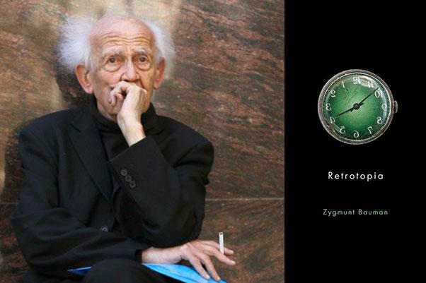 کتاب رتراوتوپیا (Retrotopia)، اثر زیگمونت باومن