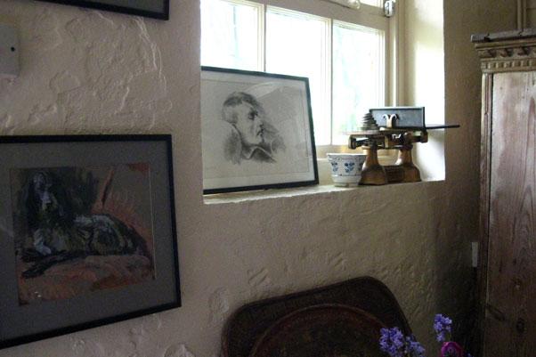 روایت مصور از دیدار با خانهی ویرجینیا وولف