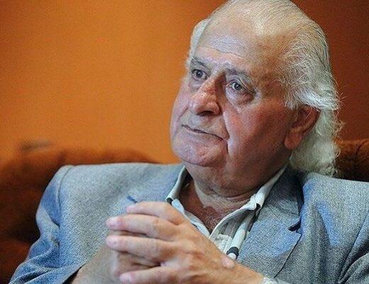 درگذشت پرویز بهرام