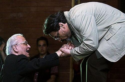 حسین دهلوی و حسین علیزاده