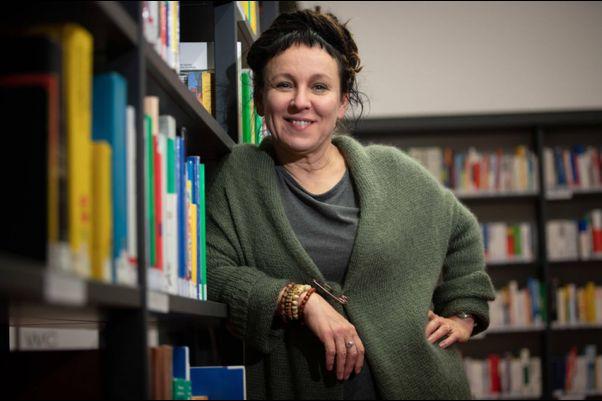 اولگا توکارچوک برندهی نوبل ادبی