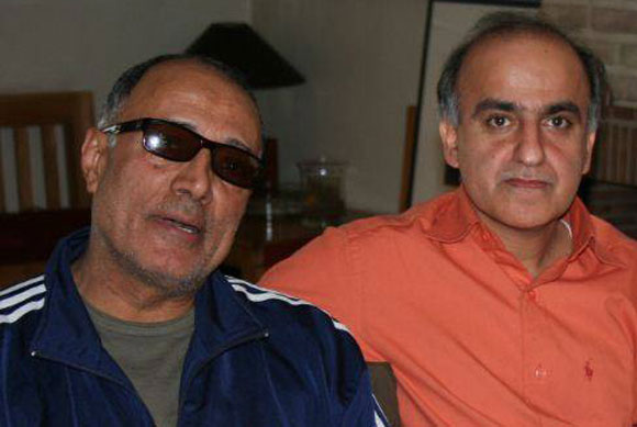 مصاحبه با عباس کیارستمی