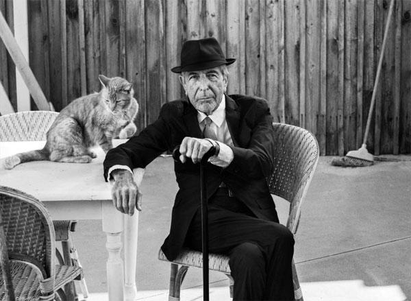مورد عجیب لئونارد کوهن در نیویورکر