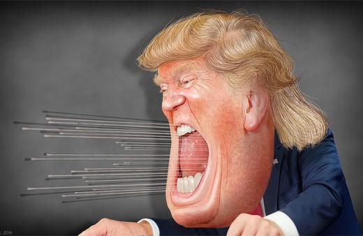 متن کامل افشاگری سایهنویس دونالد ترامپ در نیویورکر