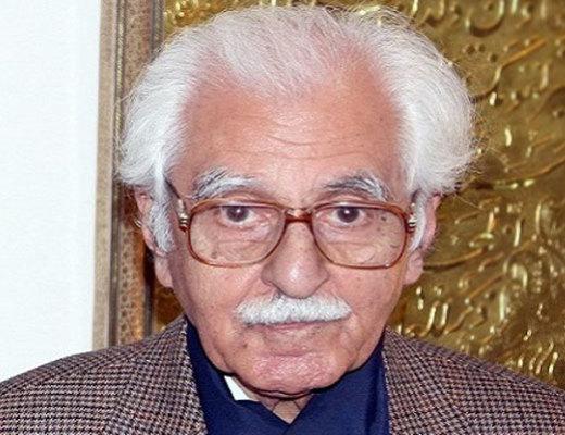 درگذشت استاد محمد دبیرسیاقی