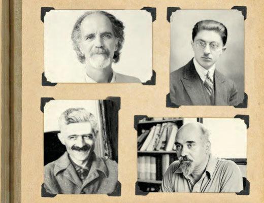 پدرخواندگان ادبی ایران