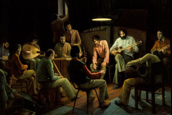 چهل سال موسیقی به روایت سحر سخایی
