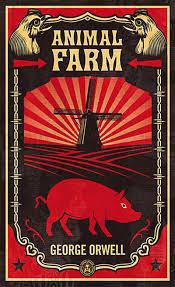 مزرعه حیوانات جرج اورول